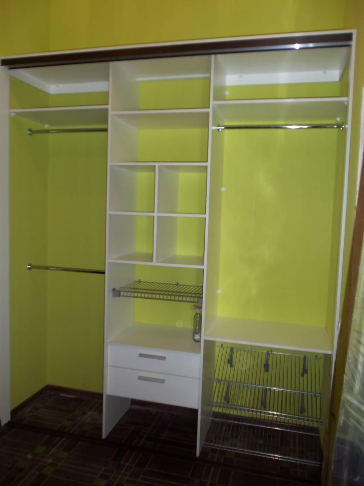 Шкаф купе для 2 детей фото